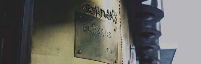 Fee Reega y Mary Ocher en el Corner's