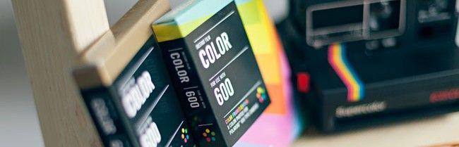 Película para Polaroid en Oviedo