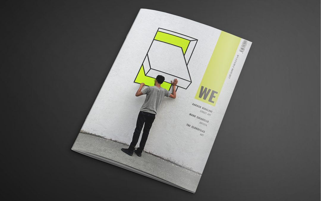 Rediseño de la Revista We…