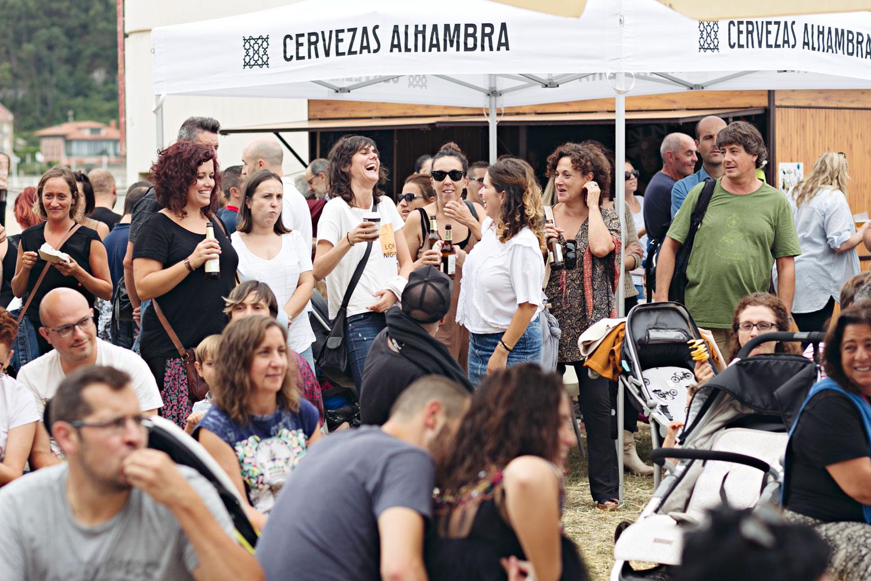 Cervezas Alhambra