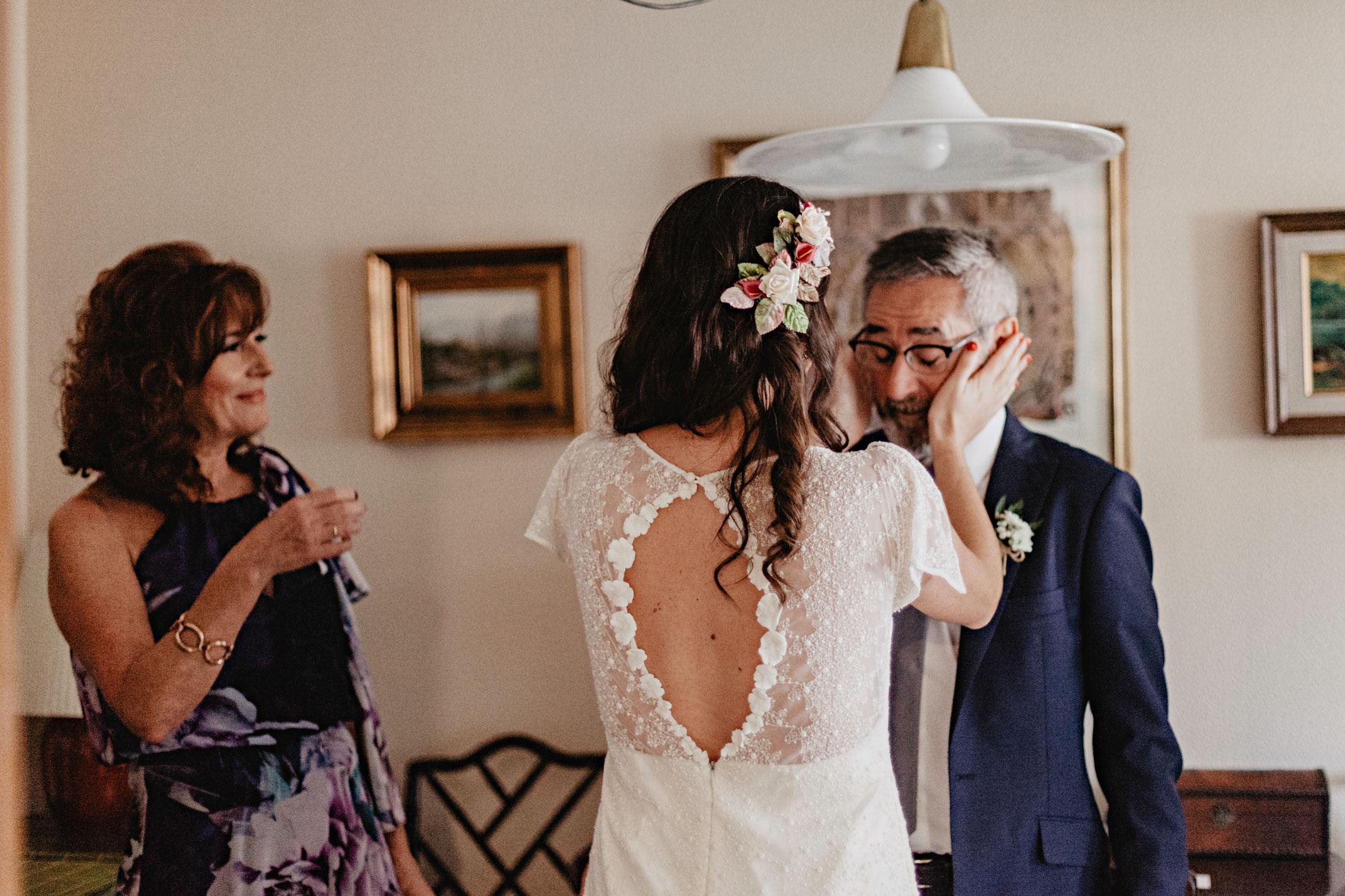 Reportaje fotográfico de boda en Asturias