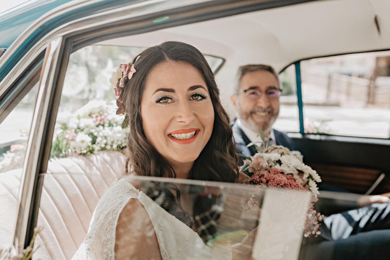 Coche para bodas en Asturias
