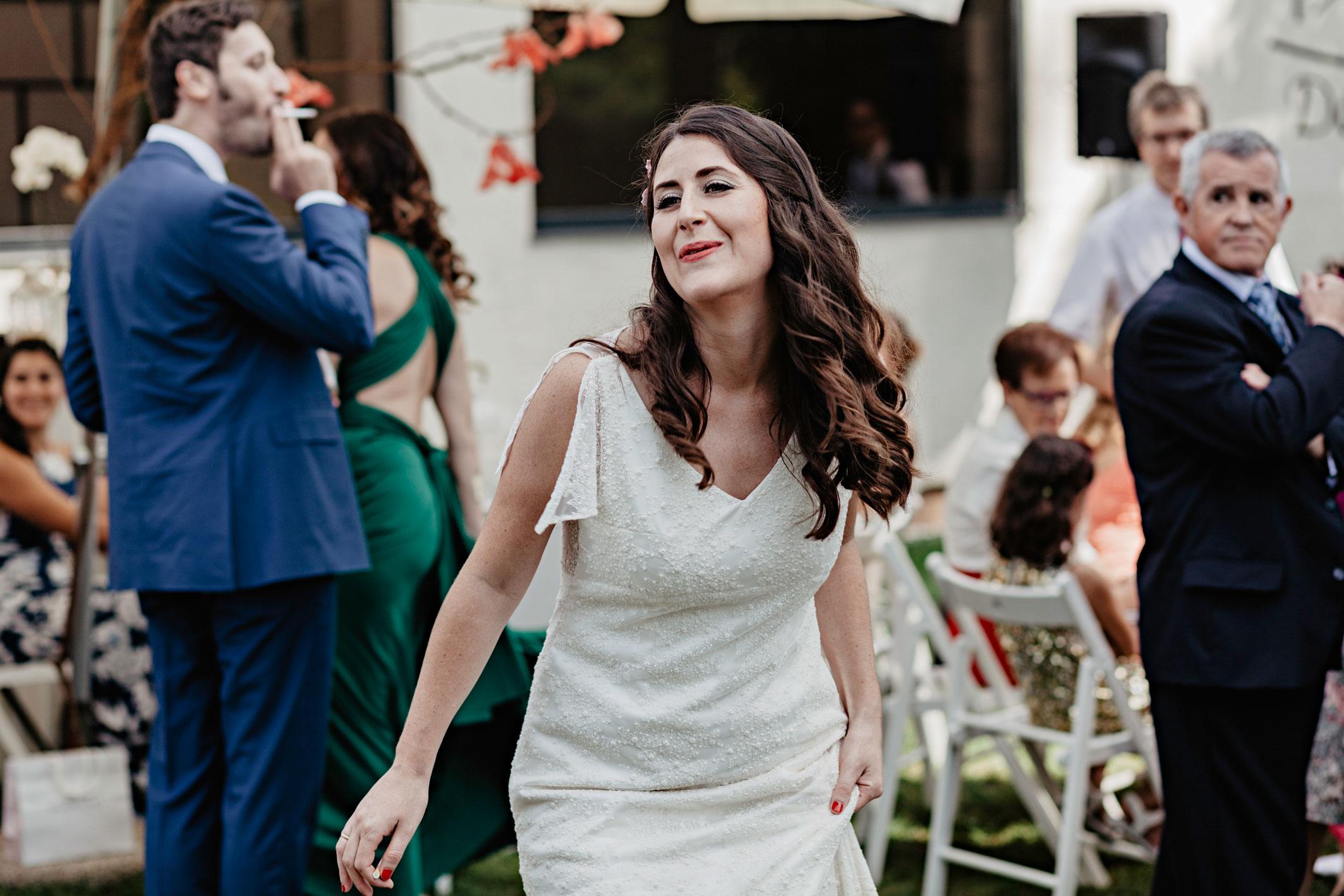 Concierto de Gil & Him en boda
