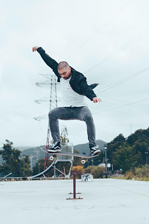 Skateboarding Asturias