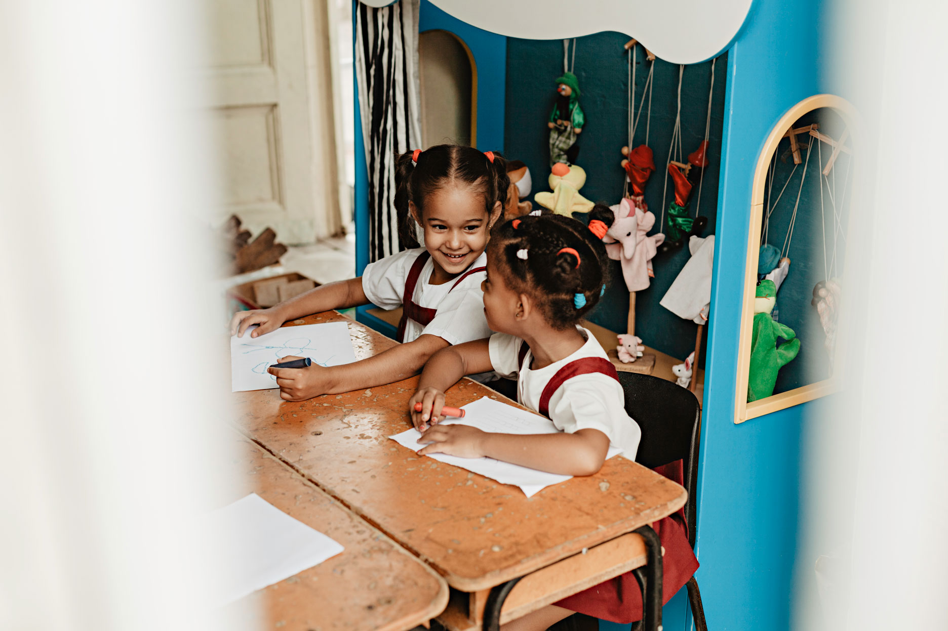 Escuela cubana