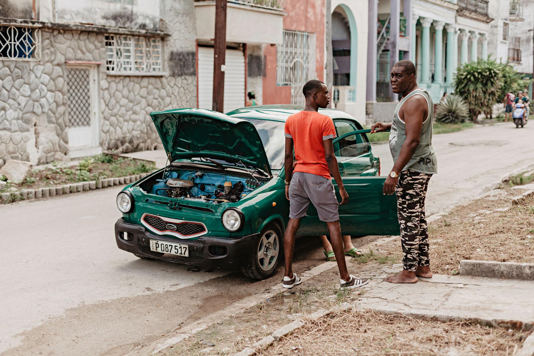 Coches de La Habana