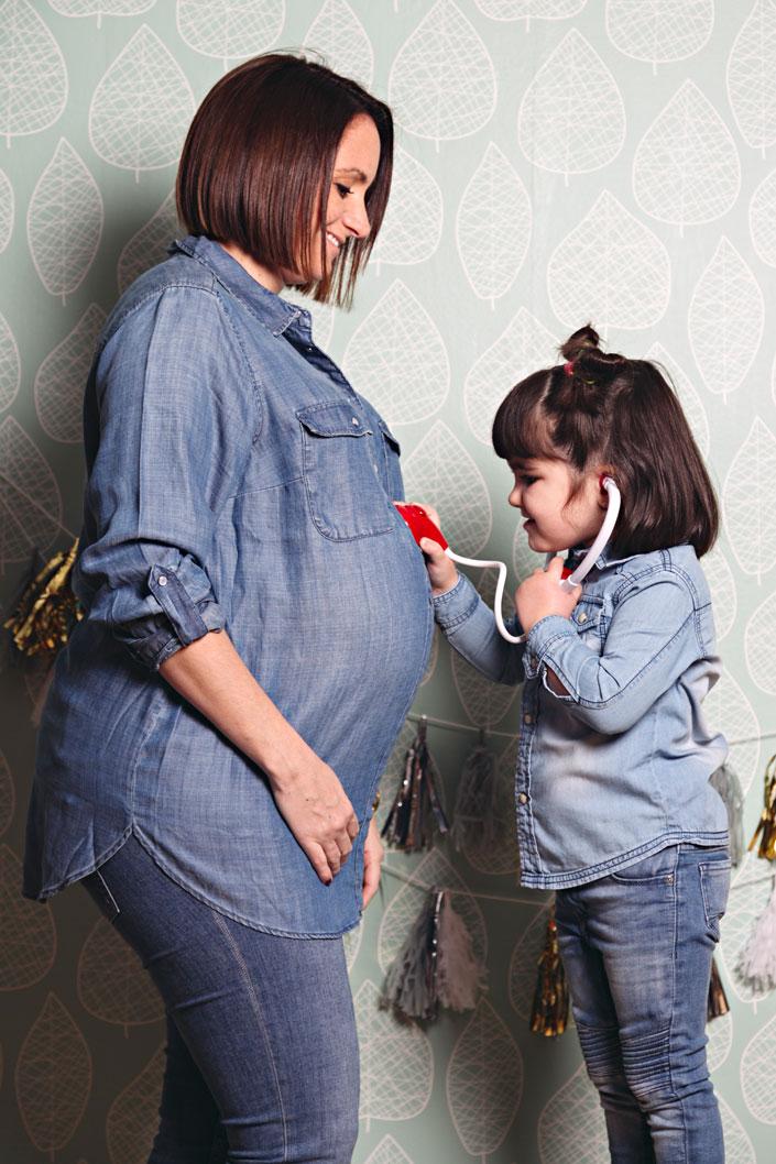Hacer fotos de embarazada en Oviedo
