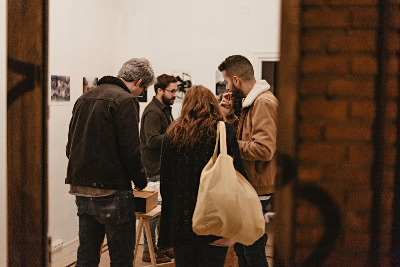 OHZ estudio galería