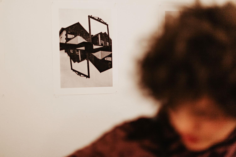 Exposición de arte en Oviedo