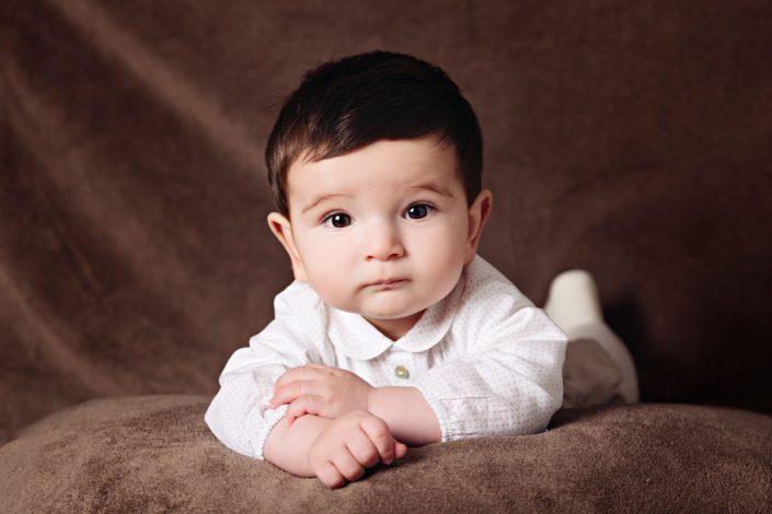 Fotografía de bebés en Oviedo