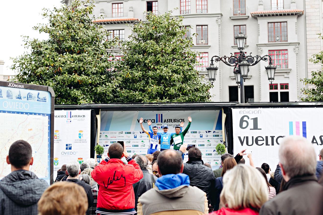 Vuelta ciclista a Asturias