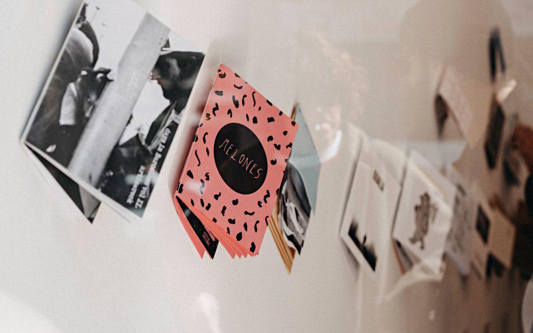 OHZ inaugura su muestra de fancines y libros autoeditados