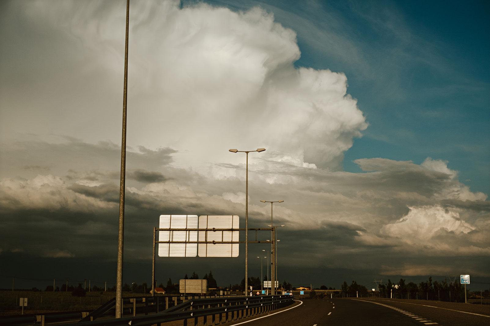 Fotos en la carretera