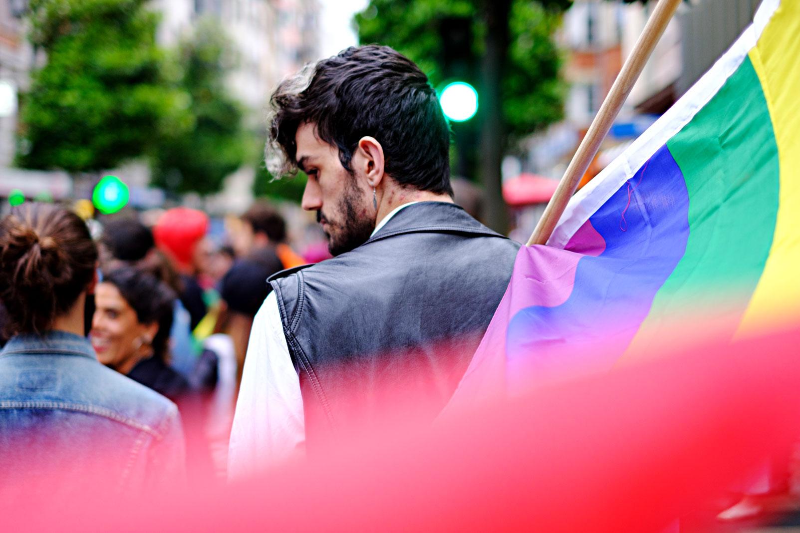 Gay Pride demostration
