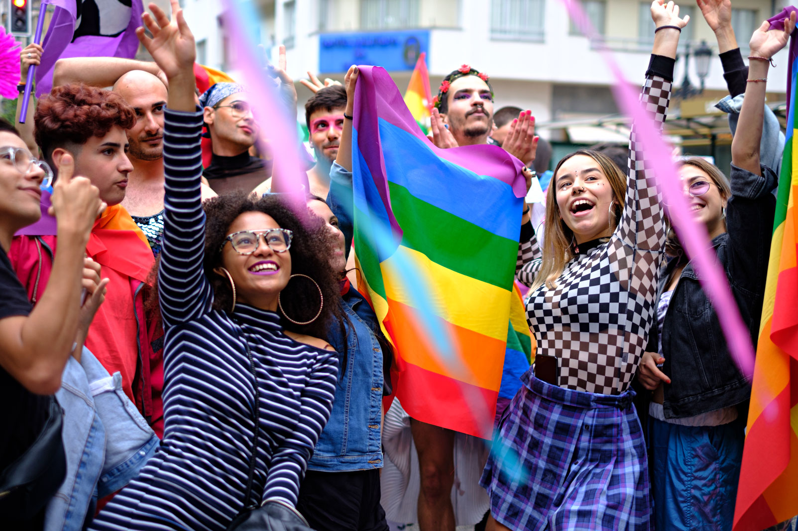 Orgullo LGBITQ