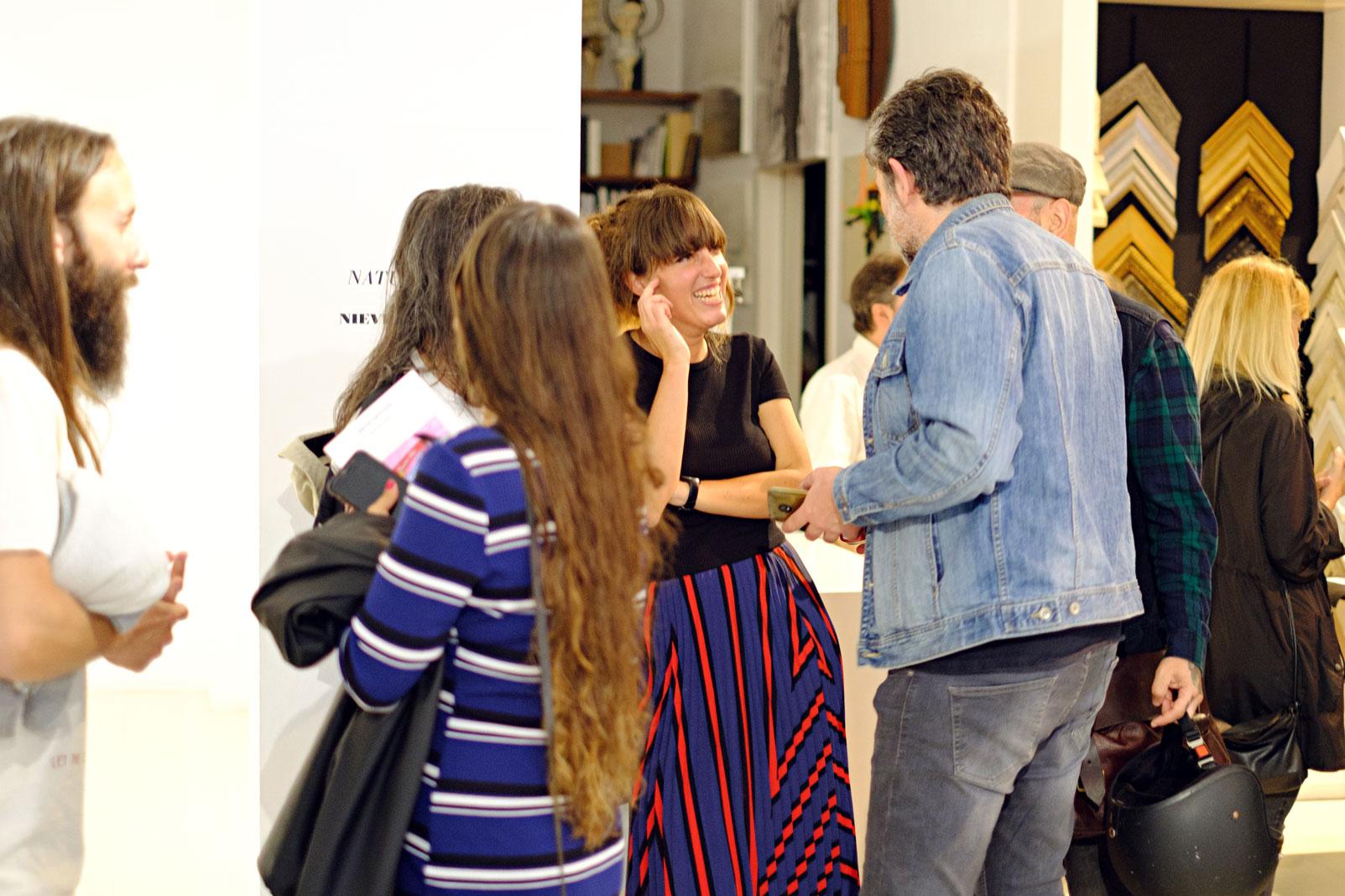 Exposición de Nieves González