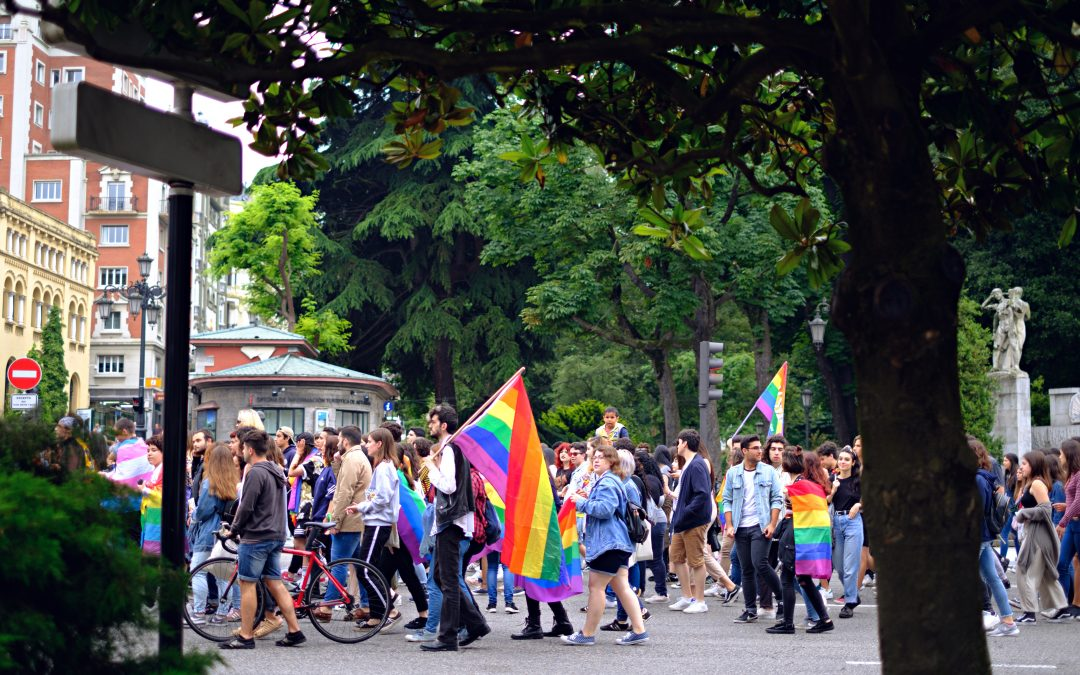 Arguyu 2018: Oviedo se tiñe de arcoiris