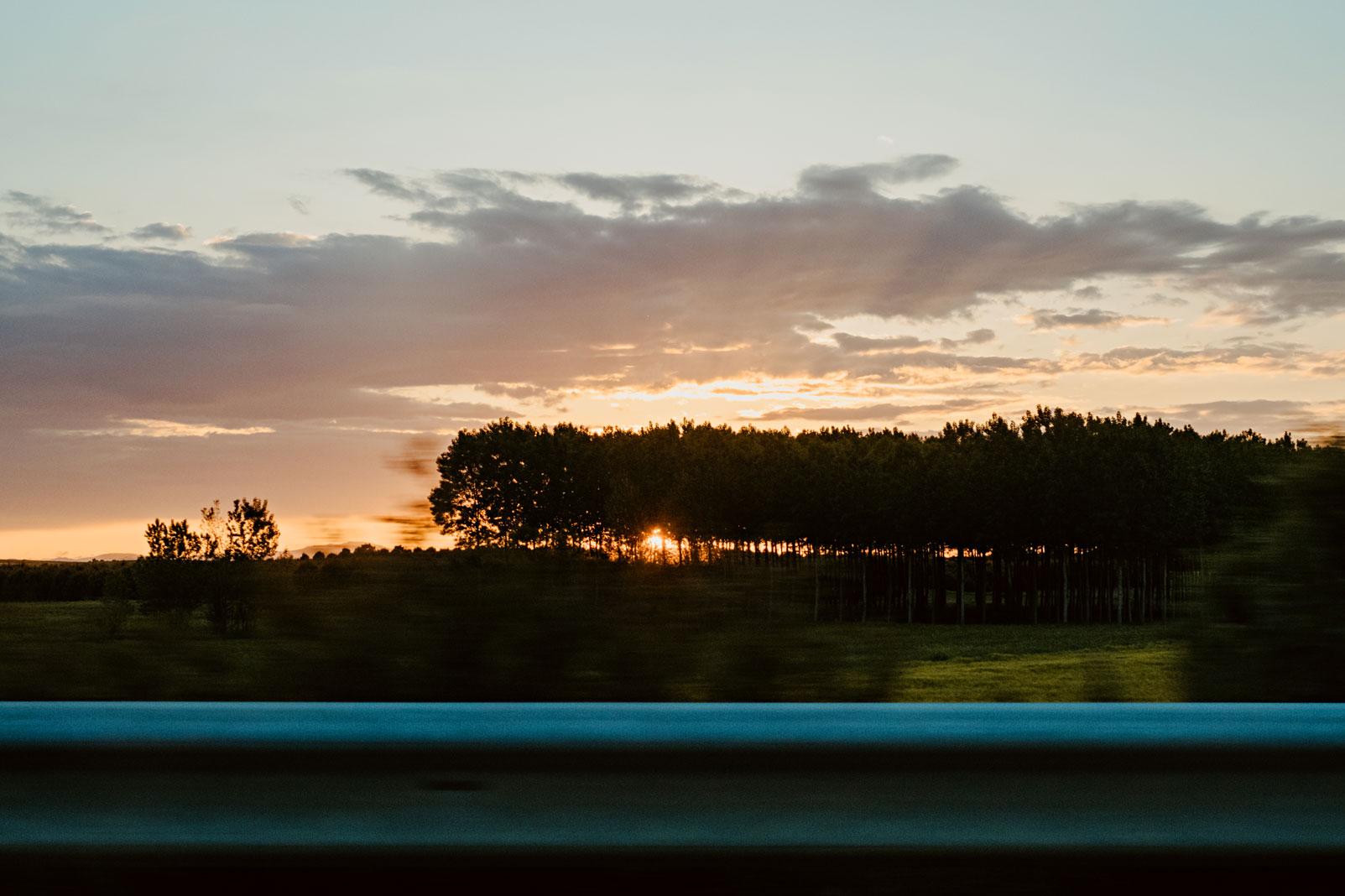 Fotografías del paisaje castellano