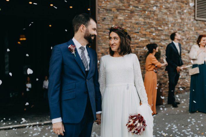 Reportaje de boda personalizado