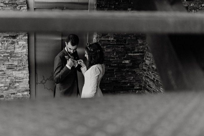 Reportaje de boda estilo fotoperiodismo