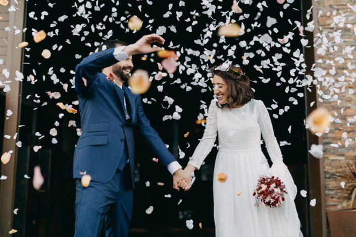 Reportaje de boda diferente