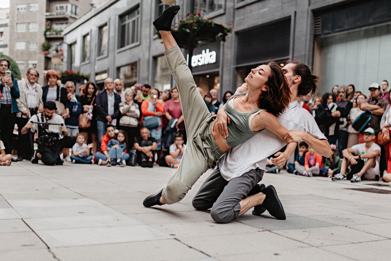 Fotografía de espectáculos de danza