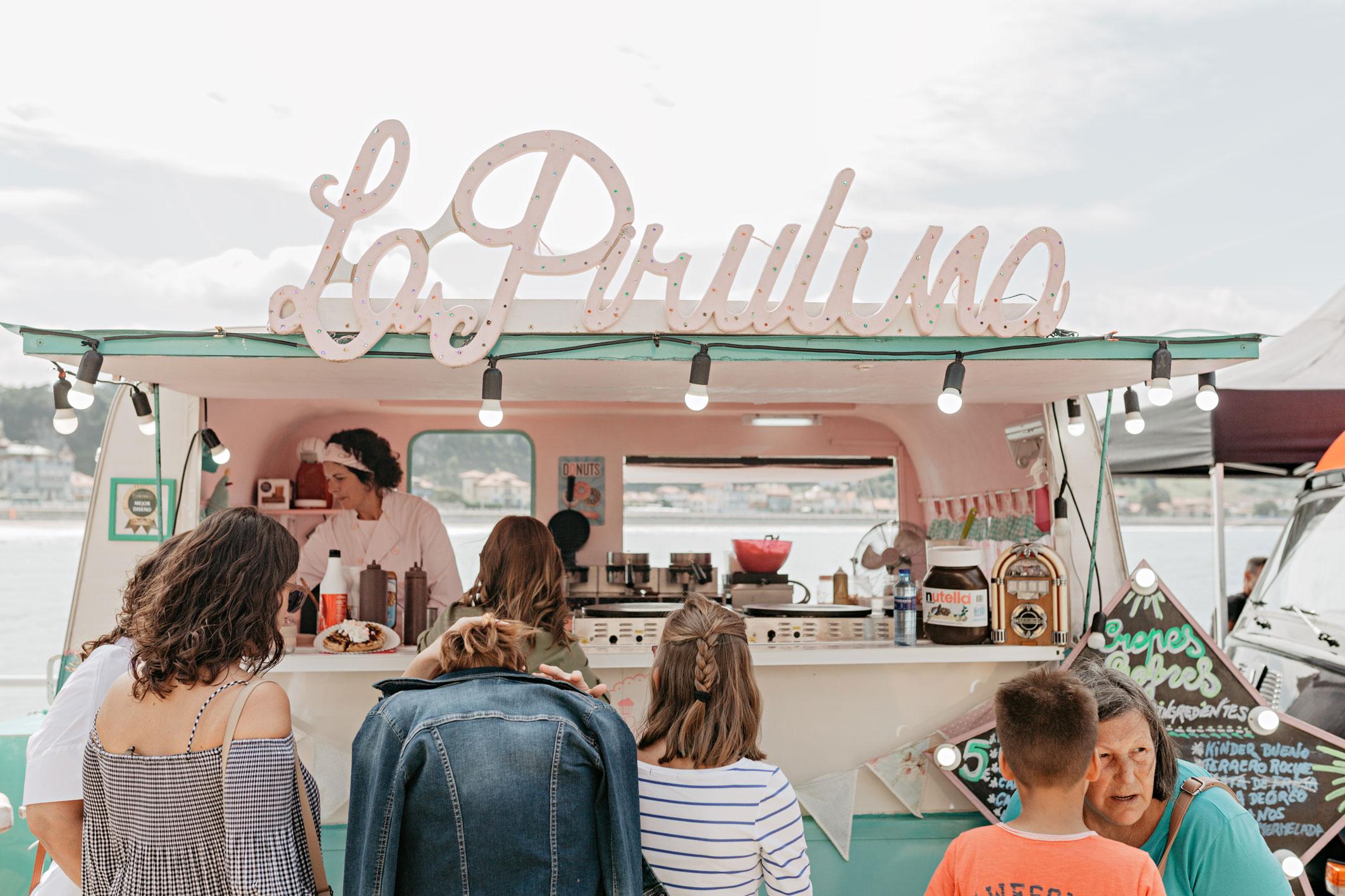 Festival de food trucks