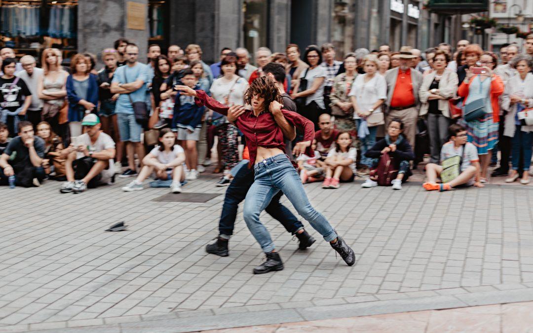 Zukdance: danza en las calles de Oviedo