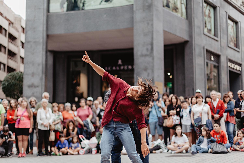 Verano en danza