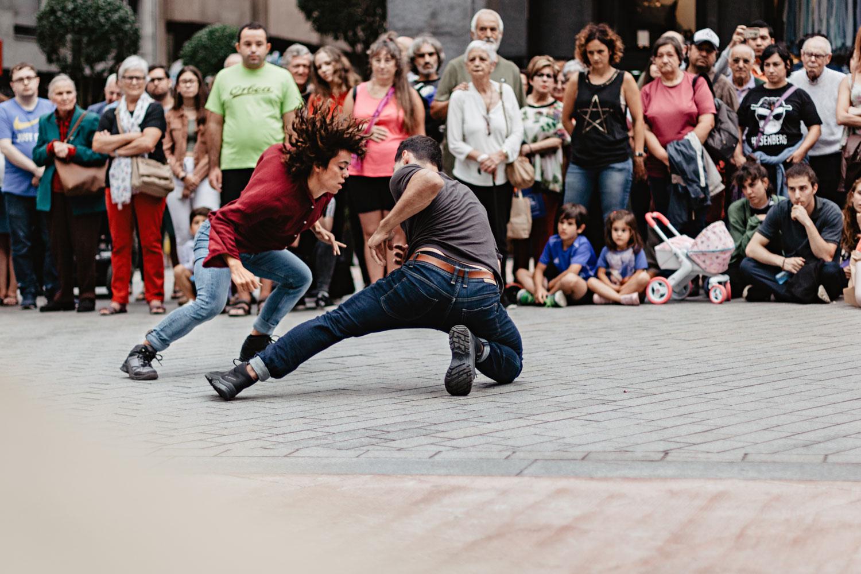 Verano en danza en Oviedo