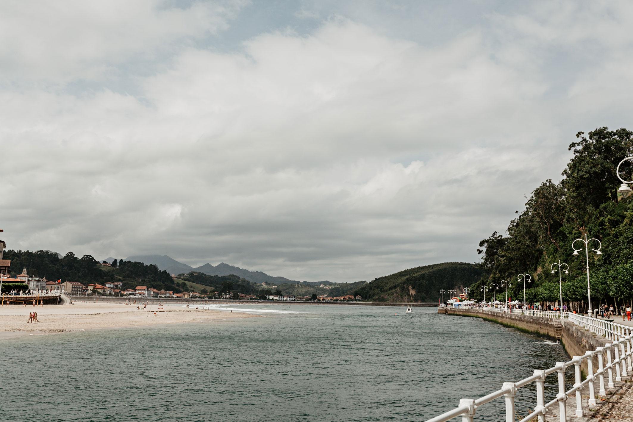 Mercadillo en Asturias