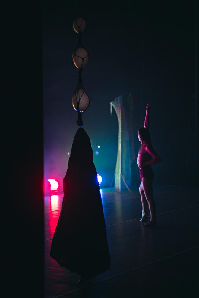 Espectáculo de danza en Gijón