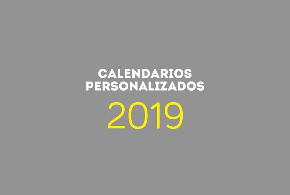 Calendarios personalizados con tus fotos