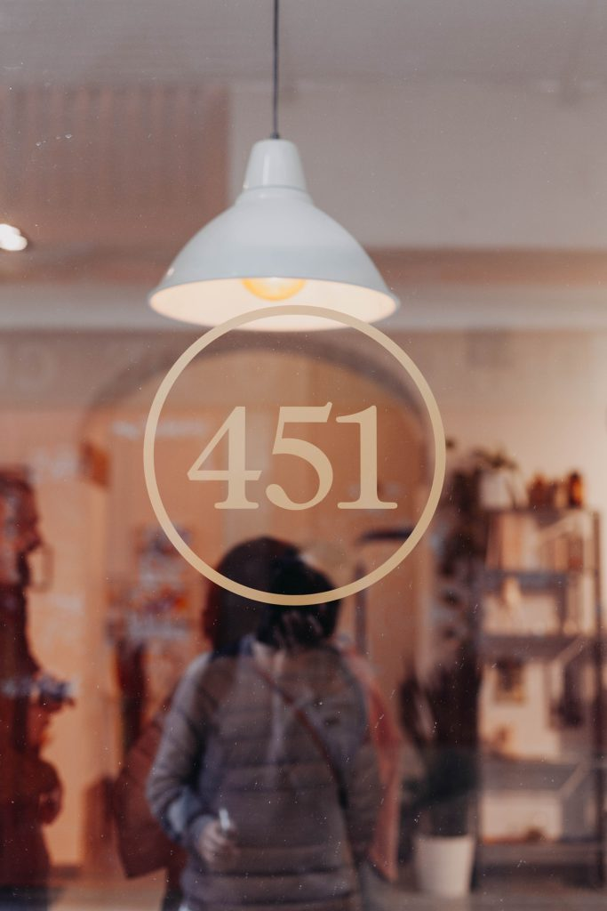 The 451 shop Oviedo