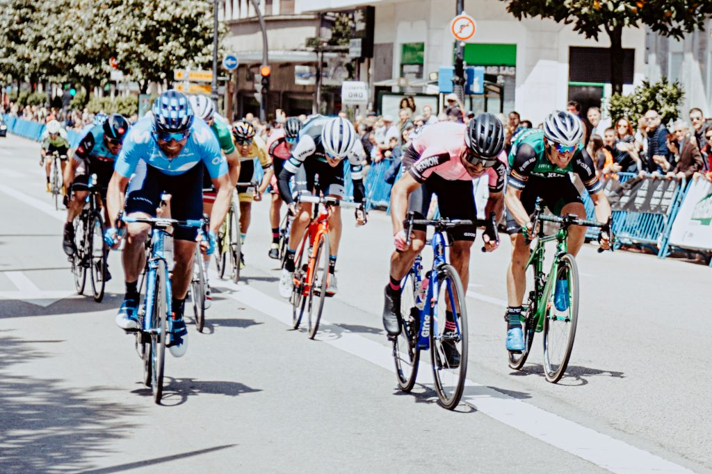 Llegada Vuelta a Asturias