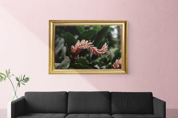 Fotografía artística para decorar
