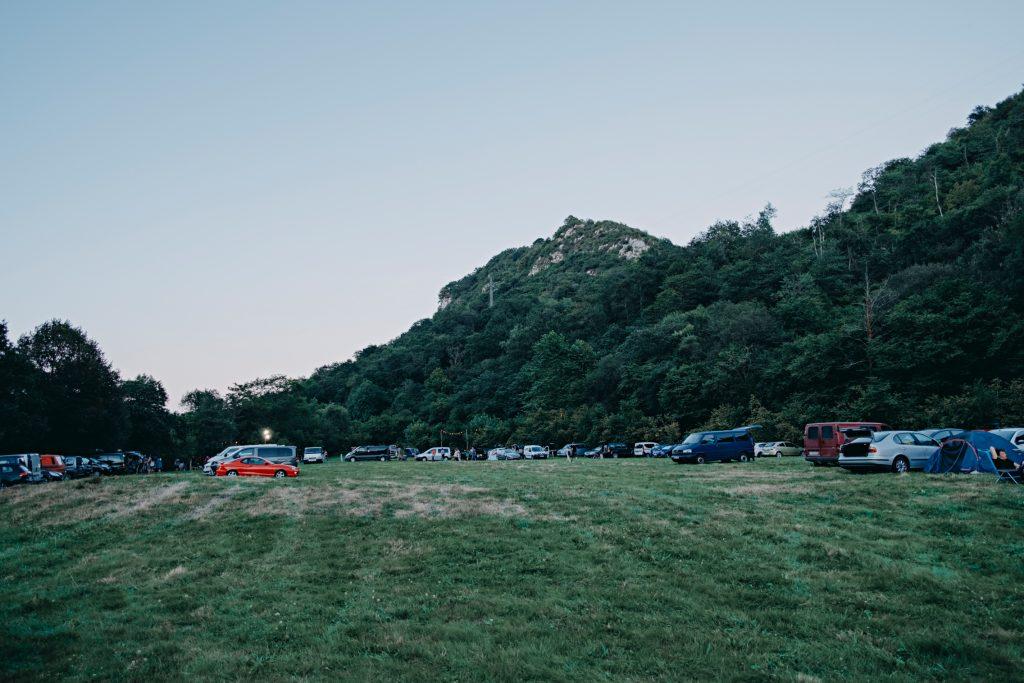 Festival acampada gratis