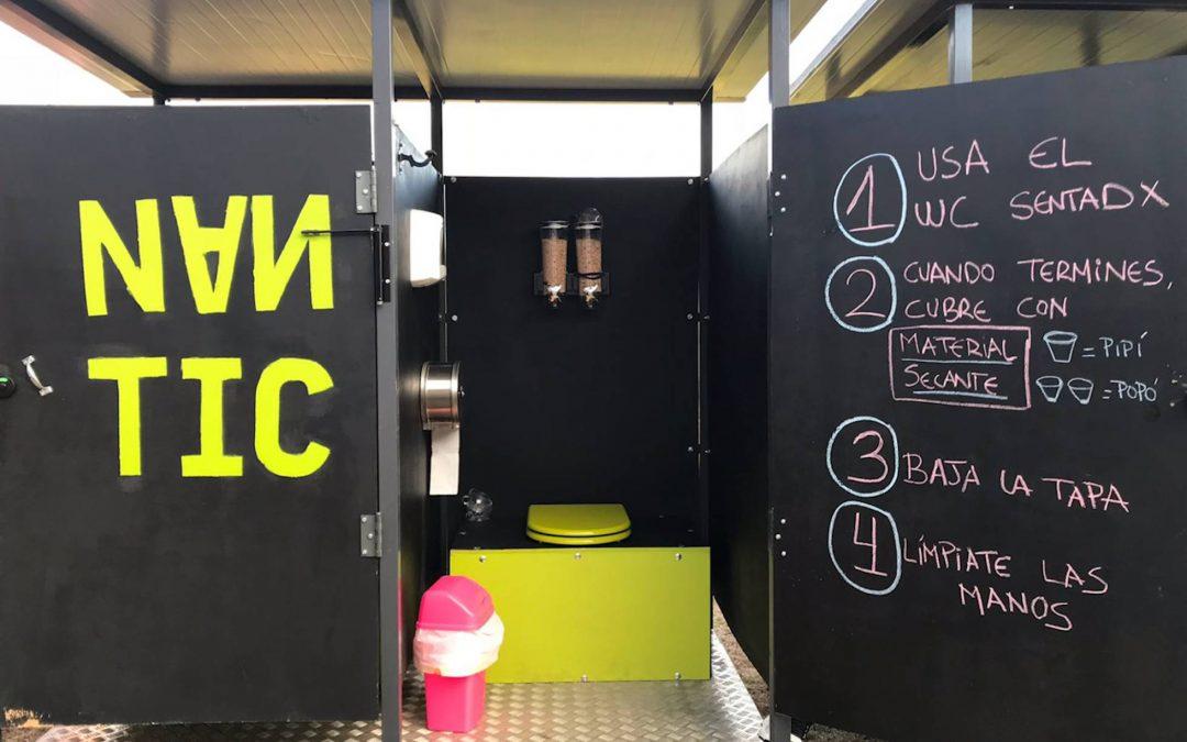 Nantic: baños ecológicos y sostenibles