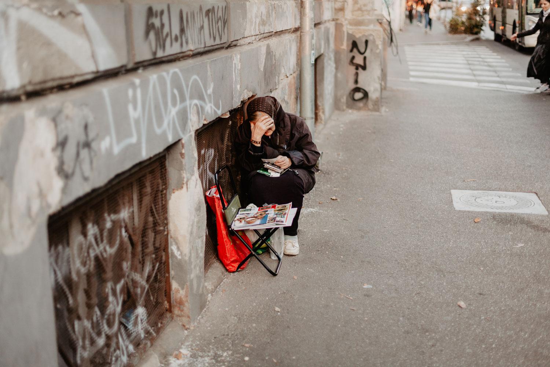Bucarest streets