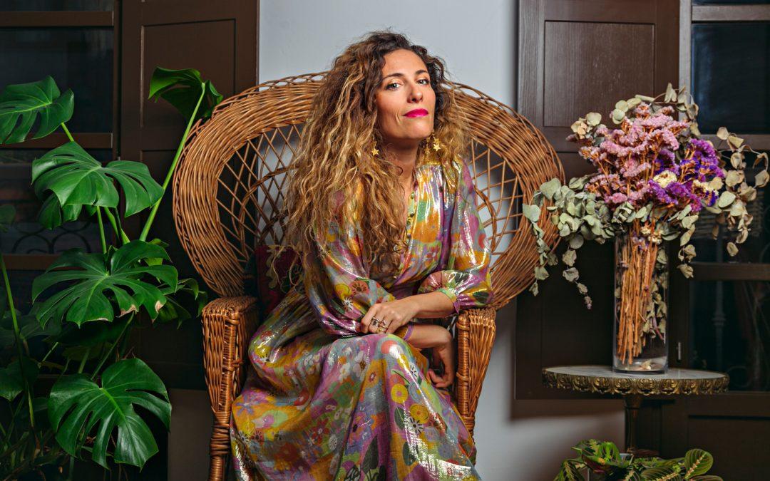 Celia B: moda, color y pasión