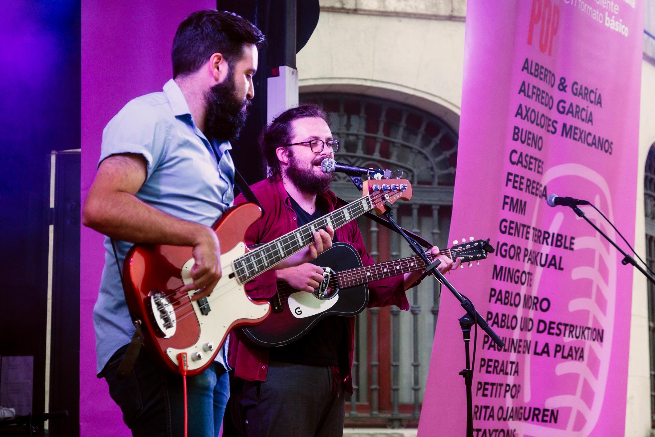 Concierto de Mingote en Oviedo
